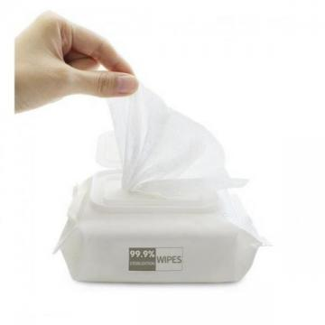 Lint Free Laser Cut Edge 100% Polyester Cleaning Wipes