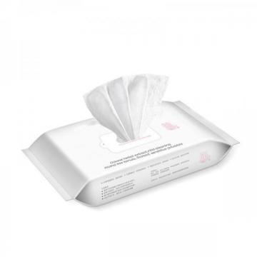 OEM Manufacturer Biodegradable Bamboo Non-Woven Baby Wet Wipes