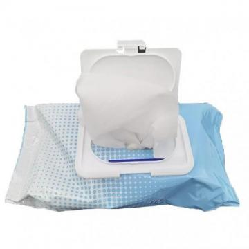 Various packaging styles 75% alcohol disposable wet disinfectant wipes