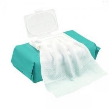 Customized Cheap Non Alcohol Soft Cleaning Wet Wipe for out