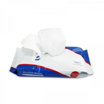 New products Isopropyl 75 percent for Personal Cleaning wet alcohol hand wipes