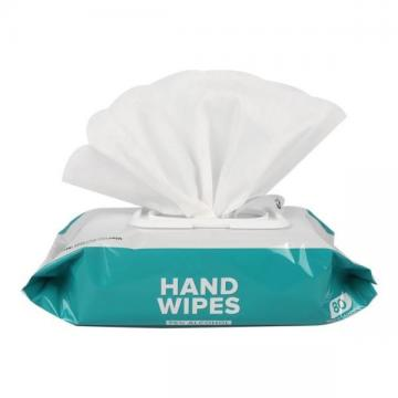 Antibacterial Disinfectant 75% Isopropyl Alcohol Wet Wipes