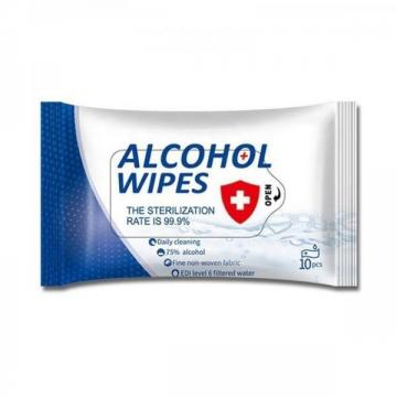 medical Antibacterial wipes disposable disinfectant clinic wet tissue alcohol wipe