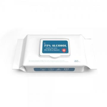Wholesale wet Alcohol disinfectant wipes for daily