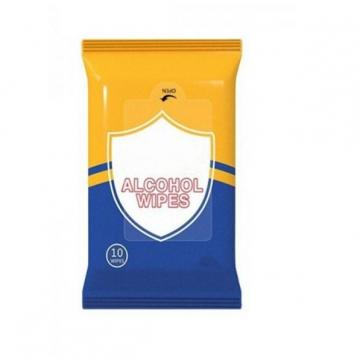EPA MSDS Antibacterial 75% alcohol wipes for hands cleaning disinfectant wipes kill germs of 99.99%