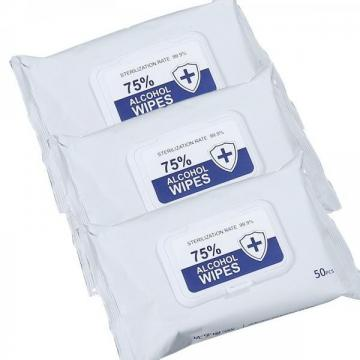 80pcs Alcohol Free and Cleaning Use baby wet wipes with lid