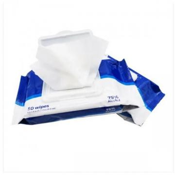 OEM manufactoture Sterilization for Cleaning disinfectant alcohol wet wipes